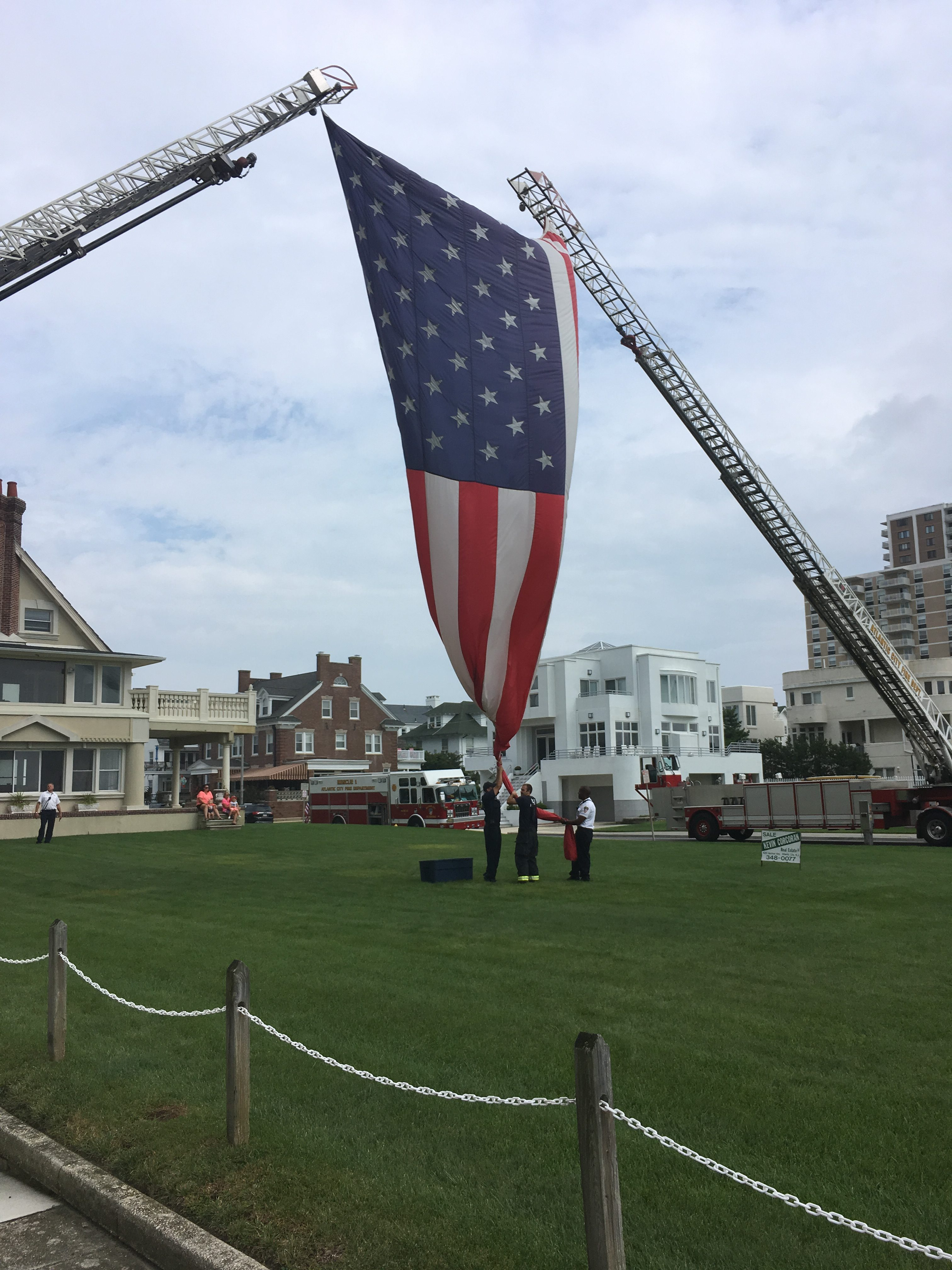AC 9/11 Memorial Services